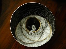 Blacklight Café - saucer