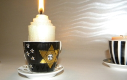 Cinemagic - candle holder
