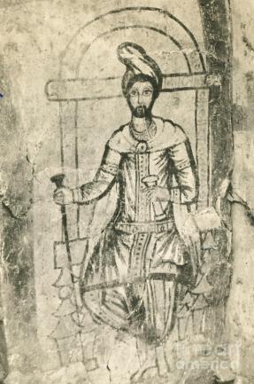 Zoroaster, founder of Zoroastrianism