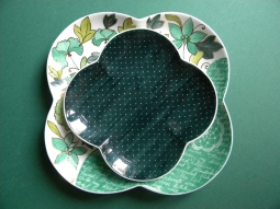 The Beloved's Wonderful Game - saucer on plate