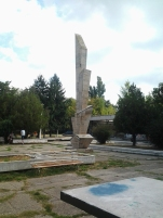 Galaţi 2017: Monument of Unknown Meaning